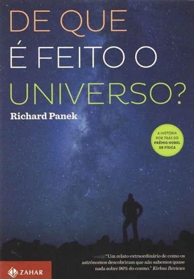 de que é feito o universo