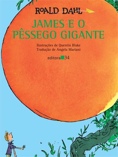 james e o péssego